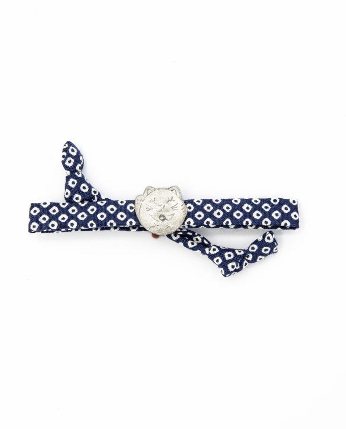 shop online di sen-factory accessori moda handmade sete giapponesi - manekineko
