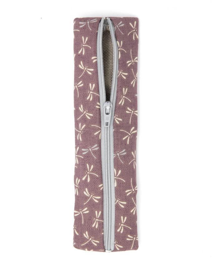 shop online di sen-factory accessori moda handmade sete giapponesi - zippy astuccio porta trucchi porta matite